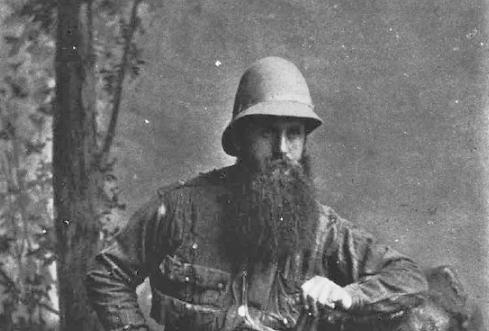 Photo of Frederick L. M. Moir